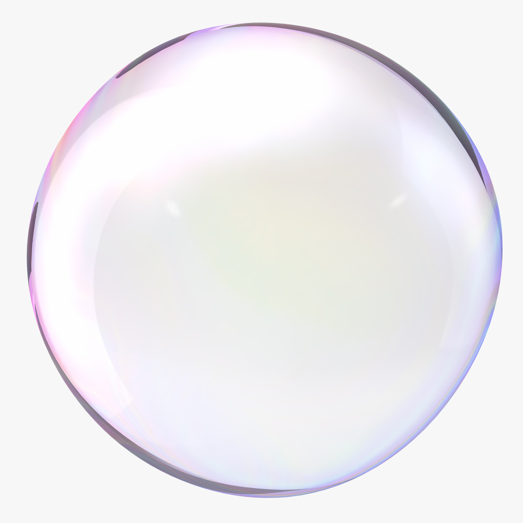 gaussian distributions are soap bubbles